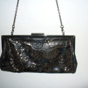 Patricia Nash Italian Leather clutch (#EV640)